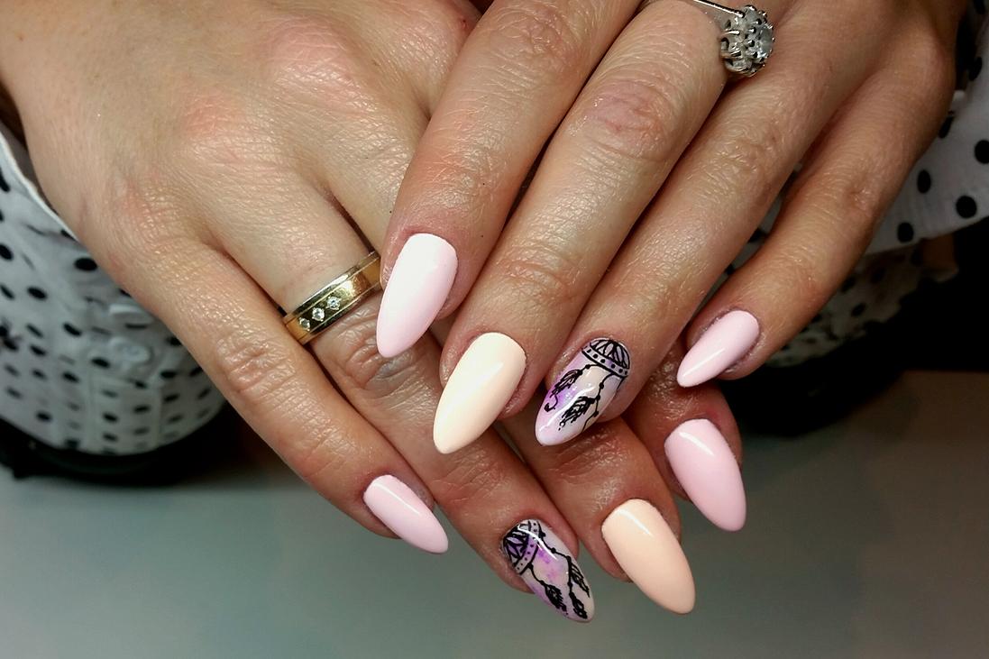 Paznokcie Hybrydowe Manicure Hybrydowy